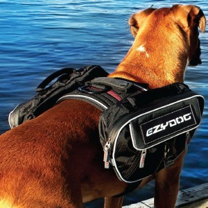 EzyDog Saddle Bag Convert